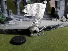LOTR Hobbit Warhammer Halbarad Banner OOP Metal A