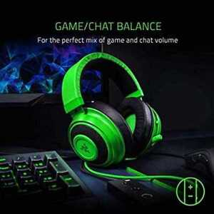 Razer Kraken Tournament Edition THX 7.1 Surround Sound Gaming Headset Retract...