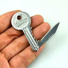 2 pc's KEY FOLDING KNIFE
