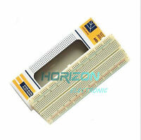1/2/5/10PCS Solderless MB-102 Breadboard 830 Tie Point PCB BreadBoard
