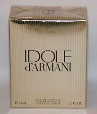 Idole d'armani Eau de Parfum 75ML 2.5 oz Spray Original selten OVP versiegelt