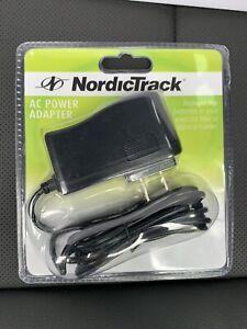 Genuine NordicTrack Bike or Elliptical Trainer AC Power Supply Adaptor 6v 14730