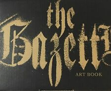 The Gazette - ART BOOK pamphlet - Japan Visual Kei Rad Market