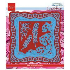 Marianne Design Creatables Cutting Dies - Anja's Frilly Square LR0470