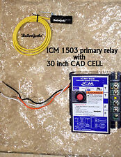 """ICM1503 Oil Burner Primary Control  WITH 30"""" CAD CELL complete"""
