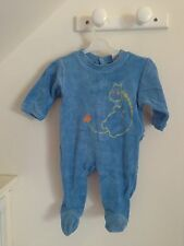 Pyjama ABSORBA Bleu 6 mois 67cm TBE