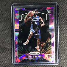 2019-20 Prizm JAYLEN NOWELL Purple Ice Prizm Rookie /149