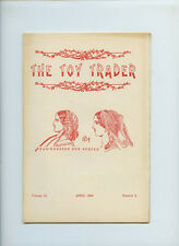 April 1960 The Toy Trader Magazine Paper Doll Collecting Doll Mark Dictionary