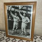PAUL+DAFFY+DEAN+Autograph+Signed+Rowe+Photo+Cardinals+1934+0-Hitter+Died-1981