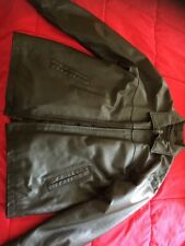 Oscar Piel Perfect Leather USA Jacket  Size L