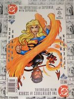 Adventures of Superman (1987) DC - #582, Newsstand UPC Variant, DeMatteis, FN/VF