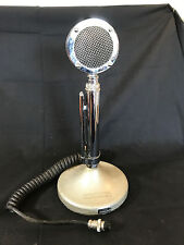 Old Vtg Collectible Astatic Microphone Model D-104 Handheld Portable USA