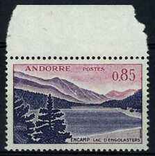 Andorra 1961-82 SG#F179, 85c Gothic Cross MNH Cat £44 #E91158