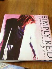 "SIMPLY RED - IF YOU DON'T KNOW ME BY NOW, 7"" VINYL SINGLE, NM/NM-"