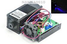 Powerful 445nm 450nm 2W Blue Laser Diode Dot Module 2000mw 12V Carver Engraver