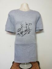 Vintage Bicycle,Classic Bike,fixie screen printed  T-shirt size XL