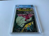 ADVENTURE COMICS 428 CGC 9.4 ORIGIN 1ST APP BLACK ORCHID APP DOCTOR 13 DC COMICS