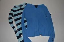 ABERCROMBIE & FITCH AMERICAN EAGLE BLUE SWEAT SHIRT WOMENS SIZE SMALL S