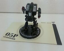 Mechwarrior Alice Vander Miniature of out of production 2002, 2003