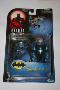 Insect Body Mr. Freeze-New Batman Adventures Mission Masters-BAS-MOC-NICE PIECE