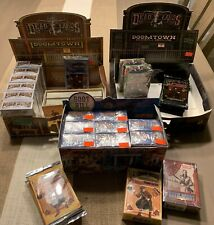 DEAD LANDS DOOMTOWN Episodes 1, 2, 3, and 7 & Boot Hill Edition