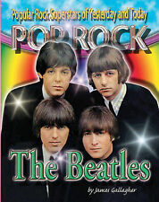 The Beatles (Popular Rock Superstars of Yesterday and Today)-ExLibrary