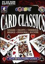 Tarjeta Classics (Pc Cd-rom) Nuevo Y Sellado