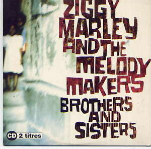 ZIGGY MARLEY & THE MELODY MAKERS - rare CD Single - Holland