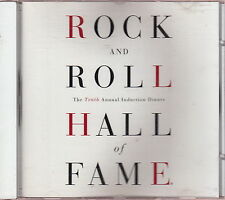 rock & roll hall of fame 10th induction cd allman brothers led zeppelin zappa