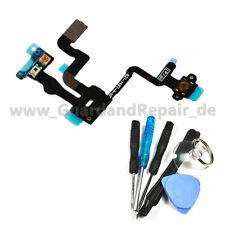 iPhone 4S Lichtsensor Power Ein Aus Schalter Flexkabel ink. Werkzeug Set #858+