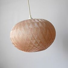 Vintage Suspension lustre scandinave années 70 1970 design retro