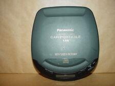 PANASONIC XBS CAR PORTABLE CD PLAYER ANTI-SHOCK MEMORY MODEL # SL-S201C