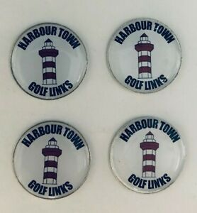 Harbour Town Golf Links Ball Markers (4-Pack)