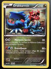 Carte Pokemon DRAKKARMIN 17/20 Holo Promo Coffre des Dragons FR NEUF