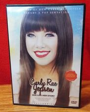 Carly Rae Jepson: Her Life, Her Story (DVD, 2012)