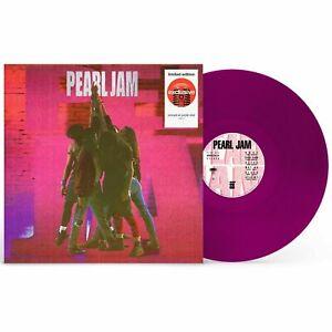 PEARL JAM TEN VINYL NEW! EXCLUSIVE LIMITED PURPLE LP! JEREMY, EDDIE VEDDER, READ