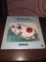 TRACE Birds Vinyl LP Record Album NEW 1975 FIRST U.S. PRESSING SASD-7514
