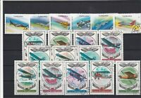 Jets & Planes Stamps Ref 23986
