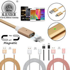 Magnetic Type-C Micro USB Fast Charging Charger Cable for Samsung Galaxy S8 Plus