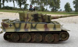 1:18 German Tiger Tank 21st  Century Toys 1/18 scale
