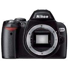 USED Nikon D40X 10.2 MP Digital SLR Body Excellent FREE SHIPPING