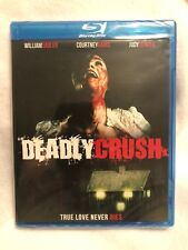 Deadly Crush Blu-ray - HorrorPack Limited Edition #25 NEW SEALED