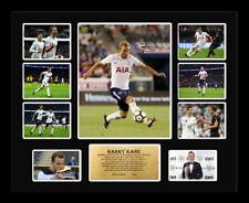 New Harry Kane Signed Tottenham Spurs Limited Edition Memorabilia Framed