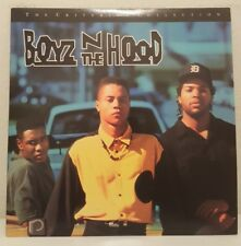 Boyz in the Hood Laserdisc LD The Criterion Collection Ice Cube Cuba Gooding Jr.
