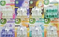 AIR WICK Scented Oil Refills & Warmers Variety Choices Pick One Pack