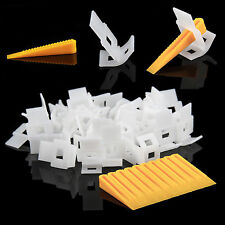 200 Pcs Tile Leveling Spacer System Construction Tool Spacer-Flooring Lippage UK