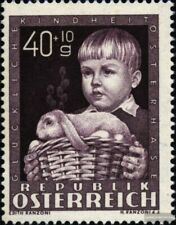 Österreich 929 postfrisch 1949 Glückl. Kindheit