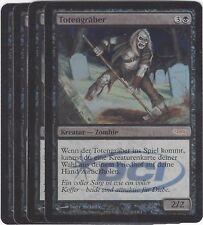 TCG 23 MtG Magic the Gathering Totengräber Gateway Promo Foil mint Playset (4)