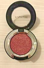 MAC~Shiny Pretty Shadow~GLITZ PLEASE~Dark Pink Silver Glitter Eyeshadow GLOBAL