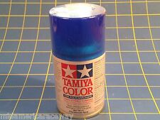 Tamiya PS-38 Translucent Blue Polycarbonate Spray Paint #86038 Mid-America